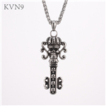 Vintage Religious Apparatus Pendant Necklace Mens New Design Jewelry Stainless Steel Necklace S446