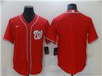Washington Nationals Red Cool Base Team Jersey