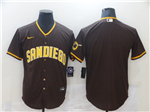 San Diego Padres Brown 2020 Cool Base Team Jersey