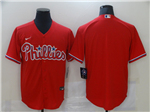Philadelphia Phillies Red 2020 Cool Base Team Jersey