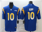 Los Angeles Rams #10 Cooper Kupp 2020 Royal Vapor Limited Jersey