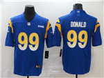 Los Angeles Rams #99 Aaron Donald 2020 Royal Vapor Limited Jersey
