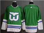 Hartford Whalers Green Team Jersey