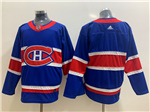 Montreal Canadiens Royal Blue 2020/21 Reverse Retro Team Jersey