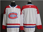 Montreal Canadiens White Team Jersey