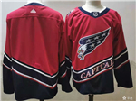 Washington Capitals Red 2020/21 Reverse Retro Team Jersey