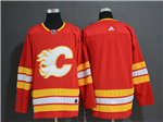 Calgary Flames Alternate Red Team Jersey