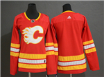 Calgary Flames Women's Alternate Red Team Jersey