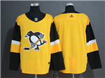 Pittsburgh Penguins Alternate Gold Team Jersey