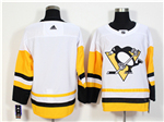 Pittsburgh Penguins White Team Jersey