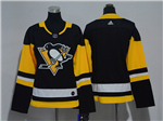 Pittsburgh Penguins Women's Black Team Jersey