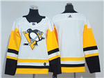 Pittsburgh Penguins Women's White Team Jersey