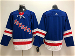 New York Rangers Home Royal Blue Team Jersey