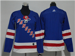 New York Rangers Women's Home Royal Blue Team Jersey
