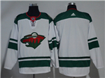 Minnesota Wild White Team Jersey